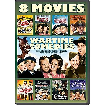 Wartime Comedies 8-Movie Collection [DVD] USA import