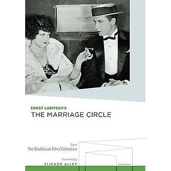 Ægteskab cirkel [DVD] USA importerer