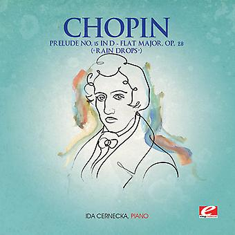 F. Chopin - Prelude 15 D-Flat Major Op 28/Raindrops [CD] USA import