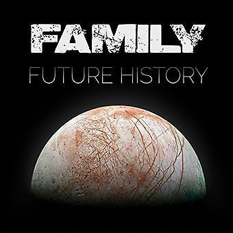 Familie - fremtid historie [Vinyl] USA importerer