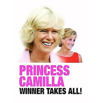 Princess Camilla: Winner Takes All [DVD] USA import