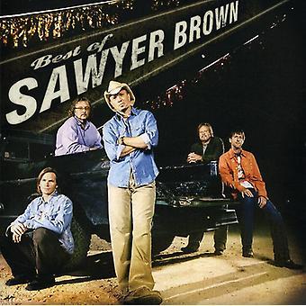 Sawyer Brown - Best of Sawyer Brown [CD] USA import