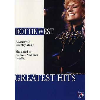 Dottie West - Greatest Hits [DVD] USA import