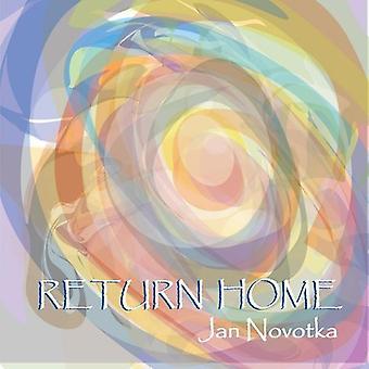 Jan Novotka - Return Home [CD] USA import