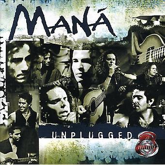 Mana - importación de Estados Unidos MTV Unplugged [CD]