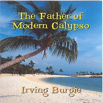 Irving Burgie - far af moderne Calypso [CD] USA import
