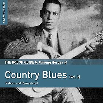 Rough Guide til ubesungne helte af land Blues 2 - Rough Guide til ubesungne helte af land Blues 2 [CD] USA import
