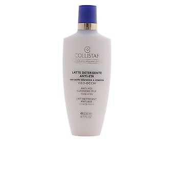 Collistar ANTI-AGE cleansing milk face & eyes