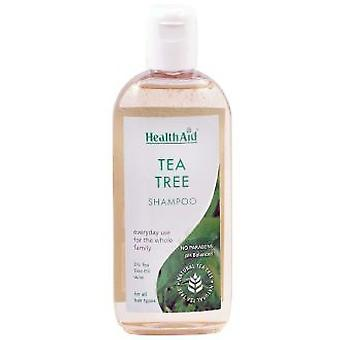 Health Aid Tea Tree Shampoo 250Ml. (Hygiene and health , Shower and bath gel , Shampoos)
