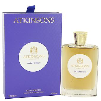Atkinsons Women Amber Empire Eau De Toilette Spray By Atkinsons