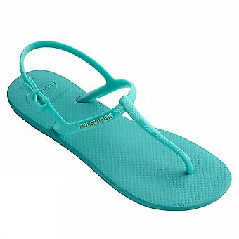 Havaianas freedom Lake green 4123276 1407 ladies sea shoes