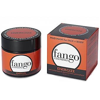 Borghese Fango Essenziali Energize modder masker voor gezicht & lichaam 7oz / 198g