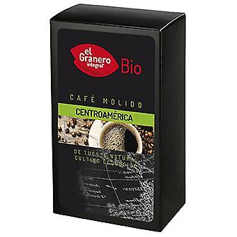 El Granero Integral Cafe 100% Arabica Bio Ground Centroamerica, 250 Gr