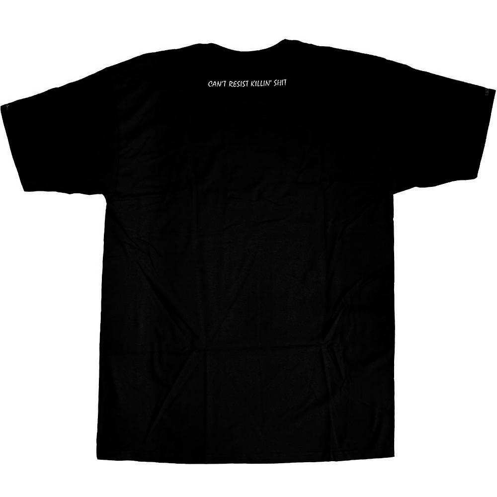 Crooks & Castles Dare Me T-shirt Black