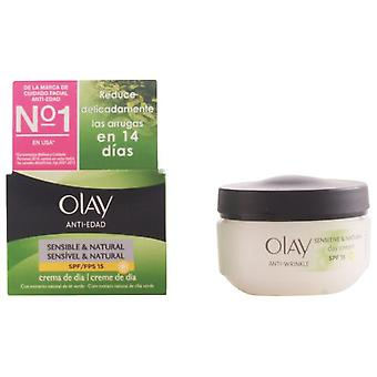 Olay Anti-aging Day Spf-15 Sensitive