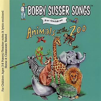 Bobby Susser Singers - Animals at the Zoo [CD] USA import