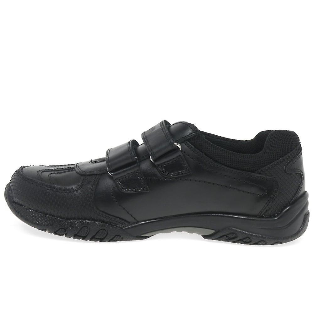 Hush Welpen Jezza Mädchenschule Senior Schuhe