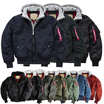 Alpha industries jacket MA-1 D-TEC