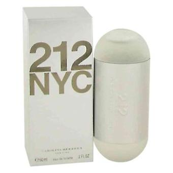 Carolina Herrera 212 Femme Eau de Toilette 60ml EDT Spray