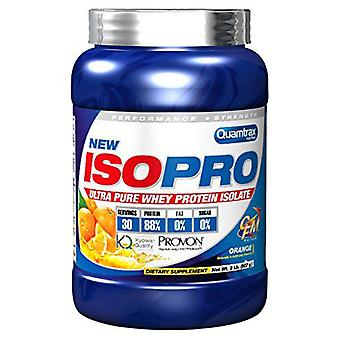 Quamtrax Nutrition Isopro CFM Strawberry 907 gr (Deporte , Proteínas)