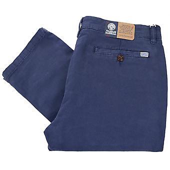 Franklin & Marshall Bart Uniform Blue Chino