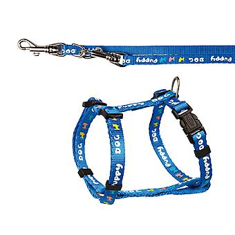 Trixie Fully Adjustable Puppy Harness With Leash