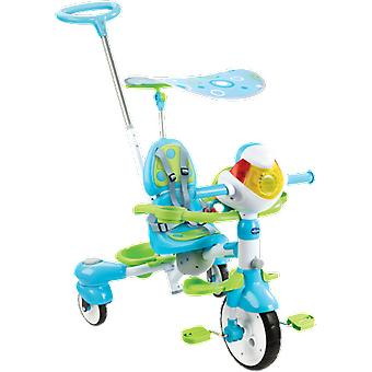 Vtech Evolutive Intelligent Tricycle 5 In 1 Blue (Spanish version)