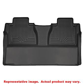 Husky Liners 19581 Black WeatherBeater 2nd Seat Floor L FITS:TOYOTA 2014 - 2014