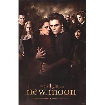Twilight 2 - New Moon - Cullens Plakat Poster drucken