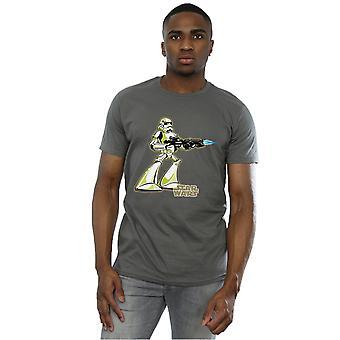 Star Wars Men's Stormtrooper Character T-Shirt