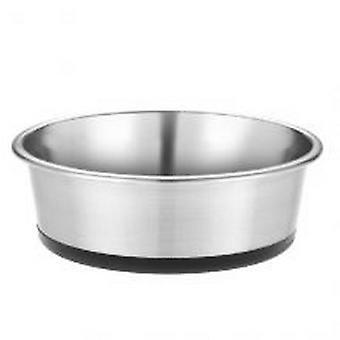 Caldex Premium Stainless Steel Non Slip Dish