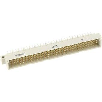 Edge connector (pins) 374544 Total number of pins 64 No. of rows 3