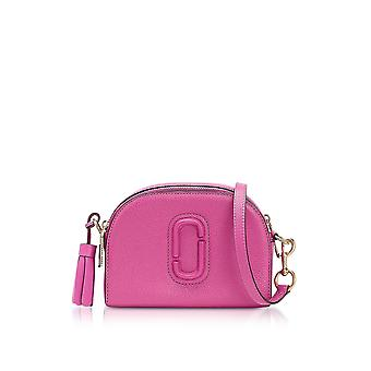 Marc Jacobs women's M0009474451 pink leather shoulder bag