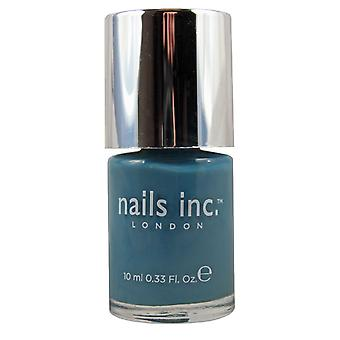 Nails Inc Nail Polish The Little Boltons Blue