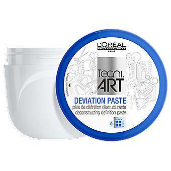 L'Oreal Professionnel Tecni Art Deviation Paste (Hair care , Styling products)