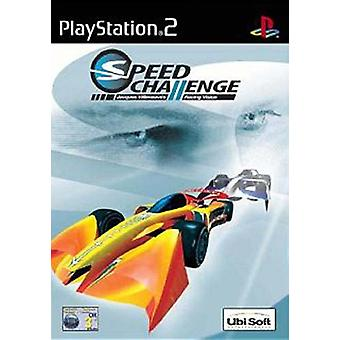 Speed Challenge Jacques Villeneuves Motorrad Vision (PS2)