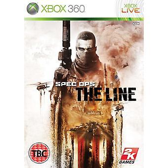 Spec Ops de lijn (Xbox 360)
