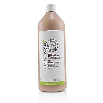 Matrise Biolage R.A.W. gjenopprette Conditioner (For stresset sensibilisert hår) - 1000ml/33,8 oz