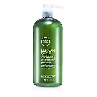 Paul Mitchell Tea Tree Zitrone Salbei Thickening Conditioner (anregend Bodybuilder) - 1000ml / 33,8 oz