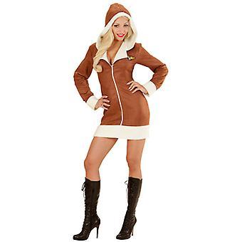 Aviator Girl Costume