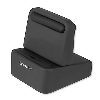 4smarts universal charging Dock docking station Dock docking station WireDock grey