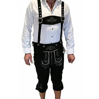 Leather pants costume Oktoberfest leather