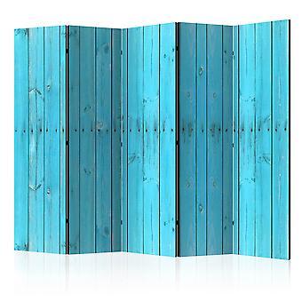Room Divider - de blauwe borden II [Room Dividers]