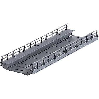 Losa de H0 1 tren H0 Märklin C (cama de la pista incluido) (L x W) 180 mm x 64 mm 074618 de Märklin