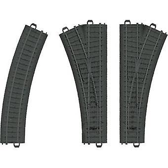 Märklin World 23301 H0 plastic track Weichen-Set