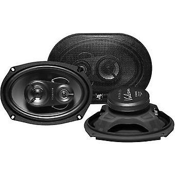 Hifonics VX-693 3 way triaxial flush mount speaker 250 W