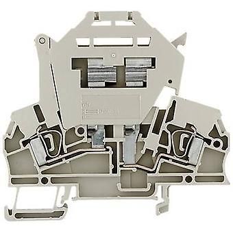 Weidmüller 1616410000 ZSI 2.5/LD 250AC 0.5 - 4 mm² Beige