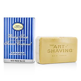 The Art Of Shaving Body Soap - Lavender Essential Oil - 198g/7oz