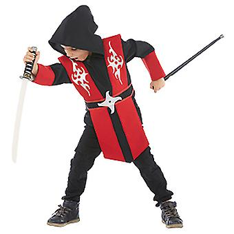 Ninja Shirley children costume young fighters Kombat fighter