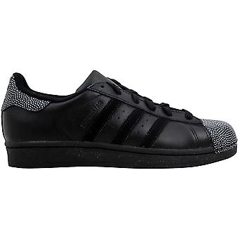 Adidas Superstar Black Ray J S76351 preto/preto-branco-escola